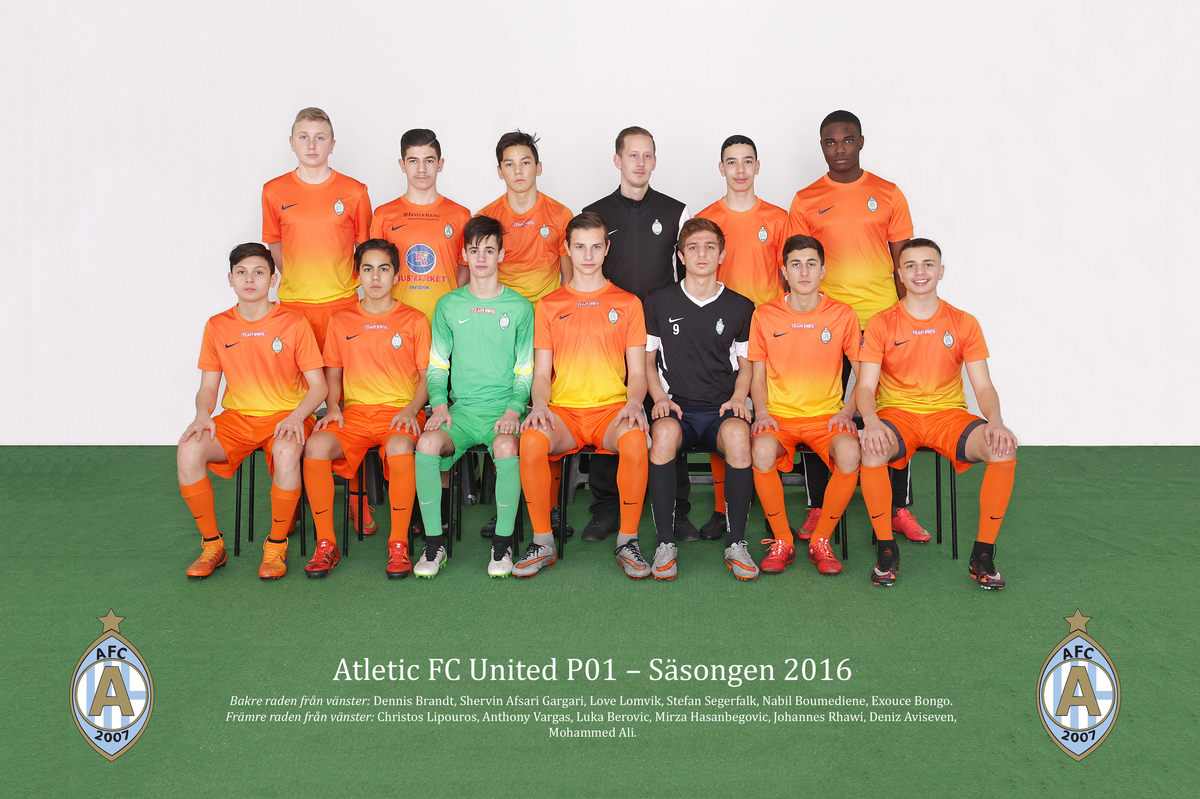 Atletic FC United - P01