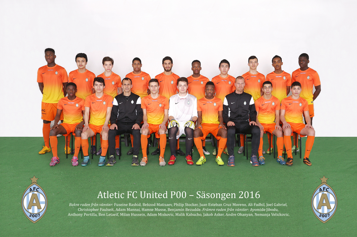 Atletic FC United - P00