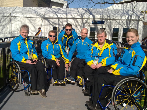 2010 Rolling Stones Paralympics