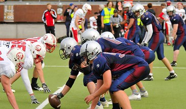Mean Machines U19 vs. Tyresö