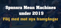 Sponsra Mean Machines under 2019